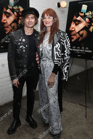 Editorial photo of 'The Roads Not Taken' film special screening, New York, USA - 11 Mar 2020