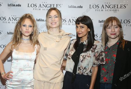 Editorial picture of 'Lost Transmissions' film special screening, Arrivals, Los Angeles, USA - 11 Mar 2020