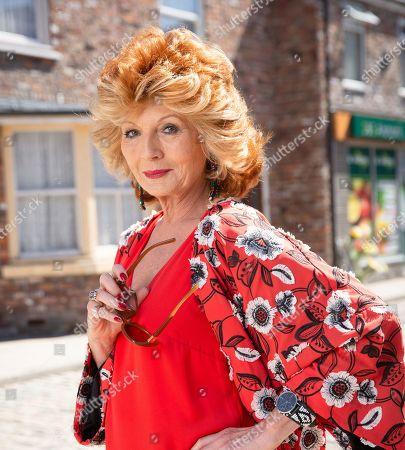 Editorial image of 'Coronation Street' TV Show UK - 2020