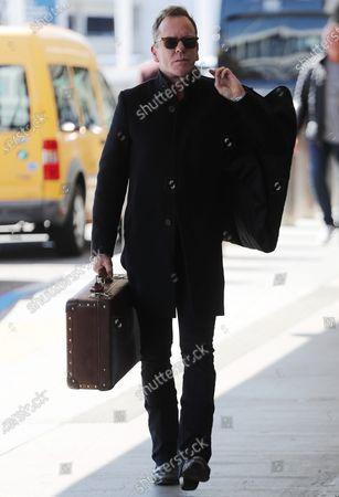 Stock Image of Kiefer Sutherland