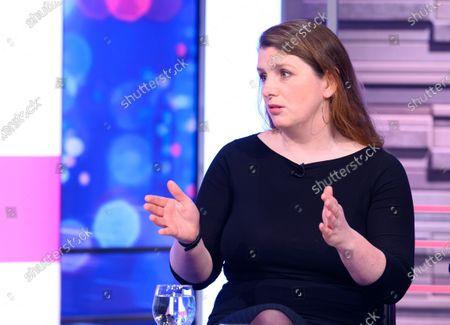 Editorial photo of 'Peston' TV show, Series 4, Episode 8, London, UK - 11 Mar 2020