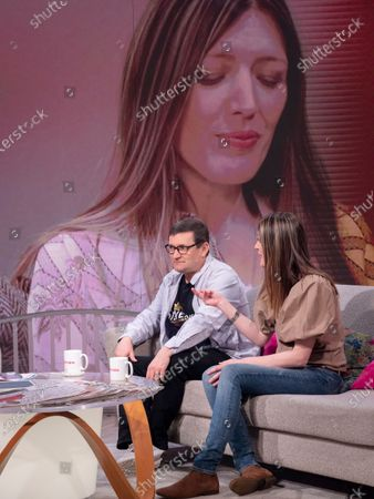 Editorial photo of 'Lorraine' TV show, London, UK - 12 Mar 2020