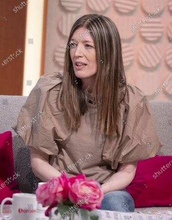 Editorial picture of 'Lorraine' TV show, London, UK - 12 Mar 2020
