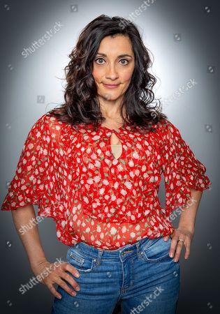 Rebecca Sarker plays Manpreet Sharma
