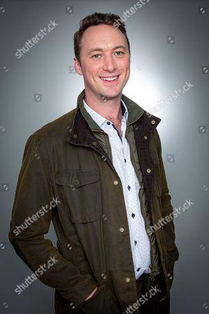 Jonny McPherson plays Dr Liam Gallagher