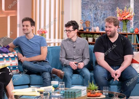 Editorial picture of 'This Morning' TV show, London, UK - 12 Mar 2020