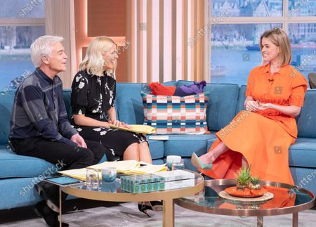 Editorial image of 'This Morning' TV show, London, UK - 12 Mar 2020