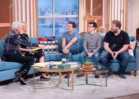 Editorial photo of 'This Morning' TV show, London, UK - 12 Mar 2020