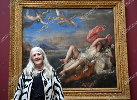 Editorial photo of Titian: Love, Desire and Death exhibition at National Gallery in London, United Kingdom - 12 Mar 2020