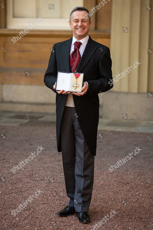 Editorial image of Investitures at Buckingham Palace, London, UK - 12 Mar 2020