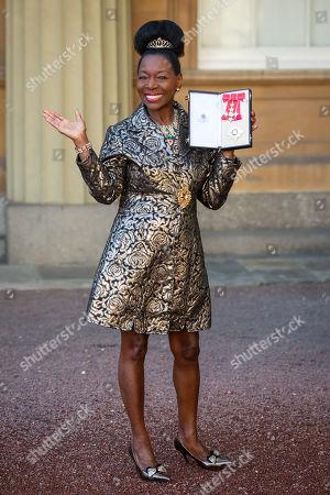 Editorial photo of Investitures at Buckingham Palace, London, UK - 12 Mar 2020