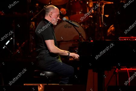 Editorial image of God's Love We Deliver 'Love Rocks NYC,' benefit concert, Show, The Beacon Theater, New York, USA - 12 Mar 2020
