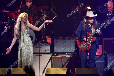 Joss Stone and Marcus King