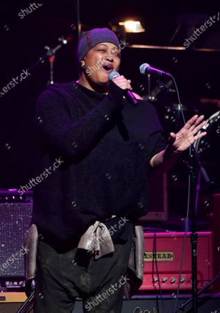 Editorial photo of God's Love We Deliver 'Love Rocks NYC,' benefit concert, Show, The Beacon Theater, New York, USA - 12 Mar 2020