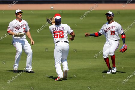 Editorial image of Yankees Nationals Spring Baseball, West Palm Beach, United States - 12 Mar 2020