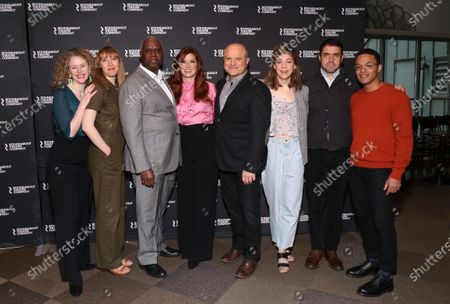 Editorial picture of 'Birthday Candles' Broadway play photocall, New York, USA - 12 Mar 2020