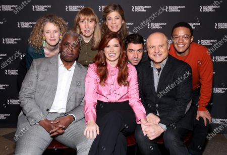 Editorial photo of 'Birthday Candles' Broadway play photocall, New York, USA - 12 Mar 2020