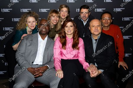 Editorial picture of 'Birthday Candles' Broadway play photocall, New York, USA - 11 Mar 2020