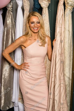Stock Image of Tess Daly