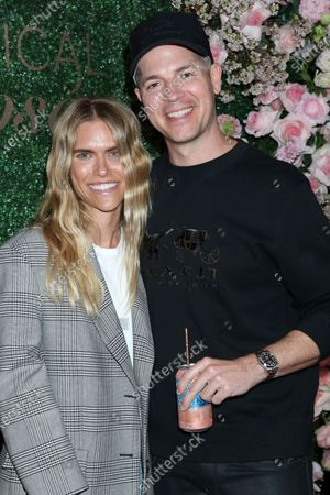 Lauren Kennedy and Jason Kennedy