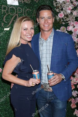Editorial picture of Seagram's Escapes Tropical Rose Launch Party, Los Angeles, USA - 11 Mar 2020