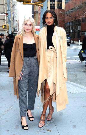 Taylor Hickson and Ashley Nicole Williams