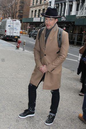 Stock Picture of Matthew Morrison