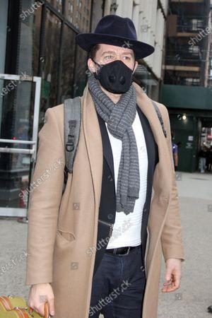 Stock Image of Matthew Morrison