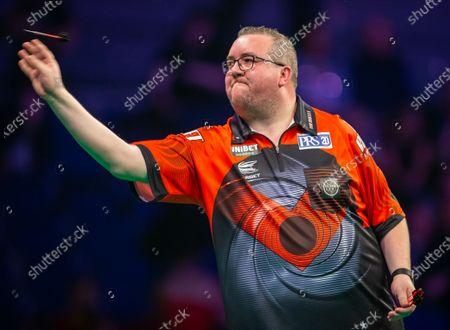 Editorial image of Unibet Premier League Darts, M&S Bank Arena, Liverpool, UK - 12 Mar 2020
