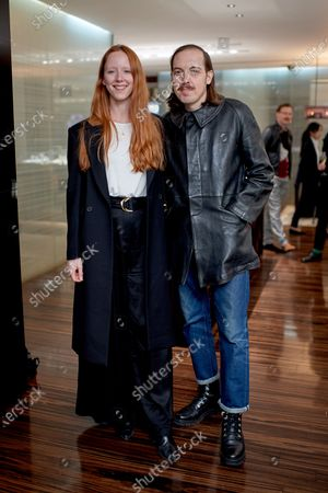 Editorial picture of An Evening with Greta Bellamacina, De Beers, London, UK - 12 Mar 2020