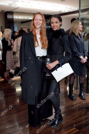 Editorial photo of An Evening with Greta Bellamacina, De Beers, London, UK - 12 Mar 2020