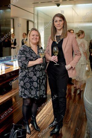 Emma Cooper and Cheryl Ashton