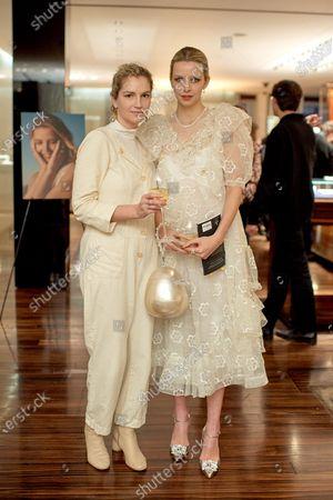 Natasja Fourie and Greta Bellamacina