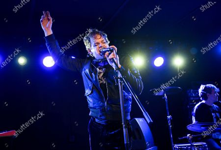 Editorial image of Princess Goes To The Butterfly Museum at Mercury Lounge, New York, United States - 12 Mar 2020
