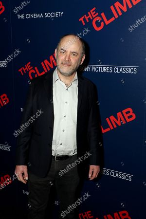 Editorial image of Sony Pictures Classics and The Cinema Society host a special screening of 'The Climb,' New York, USA - 12 Mar 2020