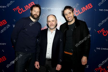 Editorial photo of Sony Pictures Classics and The Cinema Society host a special screening of 'The Climb,' New York, USA - 12 Mar 2020
