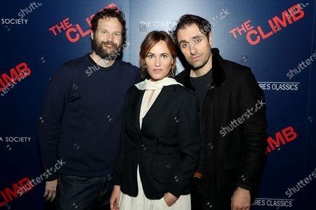 Kyle Marvin, Judith Godreche, Michael Angelo Covino (Writer, Director, Prodcer