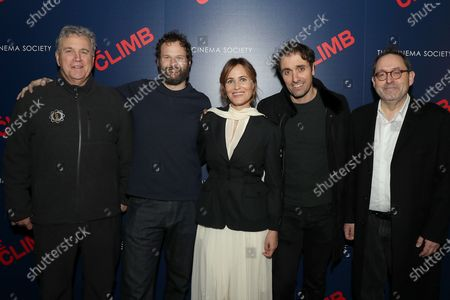 Editorial picture of Sony Pictures Classics and The Cinema Society host a special screening of 'The Climb,' New York, USA - 12 Mar 2020