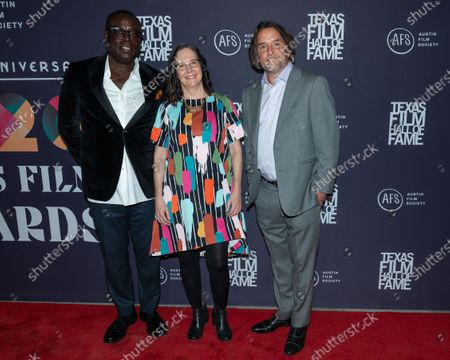 Editorial picture of 20th Texas Film Awards, Austin, USA - 12 Mar 2020