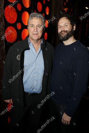 Tom Bernard and Kyle Marvin
