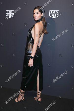 Stock Image of Paulina Vega