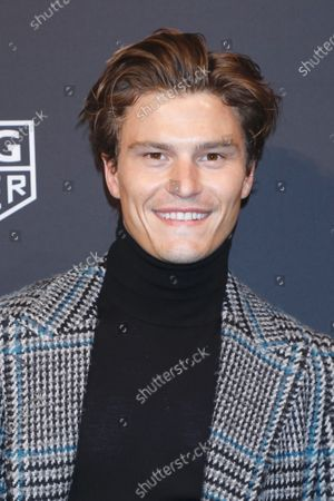 Stock Image of Oliver Cheshire