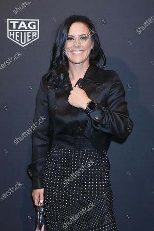 Editorial photo of TAG Heuer celebrates the Launch Of The New Connected Watch, New York, USA - 12 Mar 2020