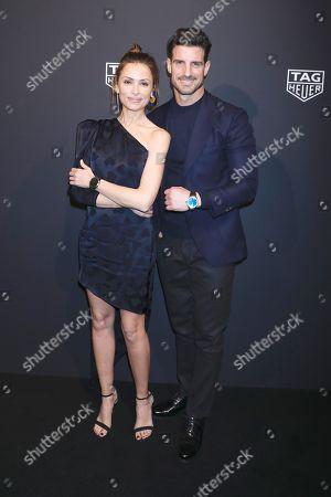 Almudena Fernandez and Aitor Ocio