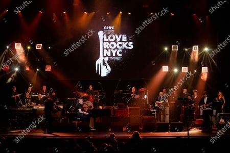 Editorial picture of Love Rocks NYC!, a Benefit Concert for God's Love We Deliver, New York, United States - 12 Mar 2020
