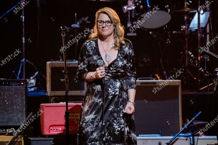 Stock Image of Susan Tedeschi performs at Love Rocks NYC!, a Benefit Concert for God's Love We Deliver at the Beacon Theatre on in New York