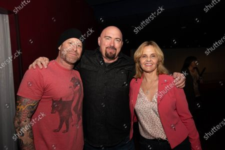 Editorial picture of 'Who You Gonna Call? - The Ray Parker Jr. Story' film screening, Los Angeles, USA - 12 Mar 2020