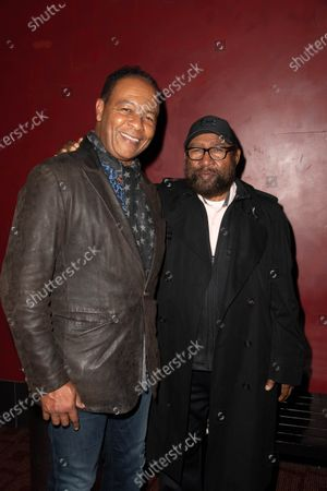 Ray Parker Jr. and Eddie Holland