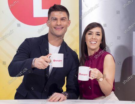 Aljaz Skorjanec and Janette Manrara