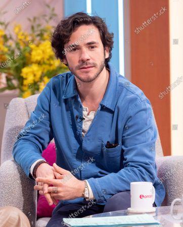 Editorial image of 'Lorraine' TV show, London, UK - 13 Mar 2020